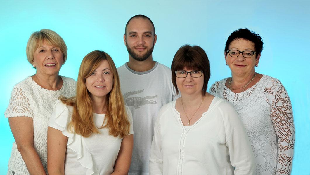 Verwaltungsteam Straubing